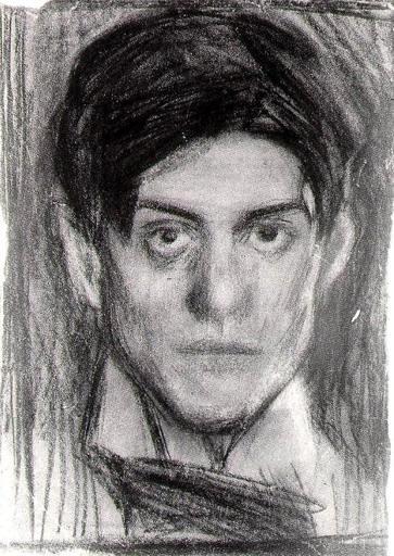 Pablo Picasso, autoritratto